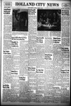 Holland City News, Volume 82, Number 7: February 12, 1953 by Holland City News
