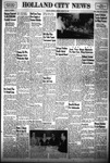 Holland City News, Volume 82, Number 9: February 26, 1953 by Holland City News