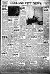 Holland City News, Volume 82, Number 11: March 12, 1953 by Holland City News
