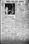 Holland City News, Volume 82, Number 35: August 27, 1953 by Holland City News