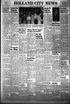 Holland City News, Volume 82, Number 38: September 17, 1953 by Holland City News