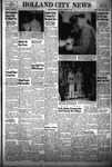 Holland City News, Volume 82, Number 39: September 24, 1953 by Holland City News
