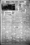 Holland City News, Volume 82, Number 41: October 8, 1953 by Holland City News