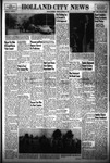 Holland City News, Volume 82, Number 43: October 22, 1953 by Holland City News