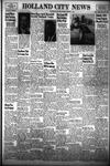 Holland City News, Volume 83, Number 5: February 4, 1954