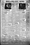 Holland City News, Volume 83, Number 9: March 4, 1954