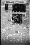 Holland City News, Volume 83, Number 17: April 29, 1954