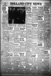 Holland City News, Volume 83, Number 18: May 6, 1954