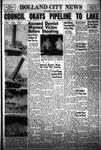 Holland City News, Volume 83, Number 22: June 3, 1954