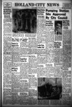 Holland City News, Volume 83, Number 24: June 17, 1954