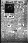 Holland City News, Volume 83, Number 27: July 8, 1954