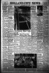 Holland City News, Volume 83, Number 28: July 15, 1954
