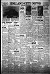 Holland City News, Volume 83, Number 30: July 29, 1954