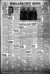 Holland City News, Volume 83, Number 32: August 12, 1954 by Holland City News