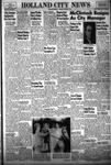 Holland City News, Volume 83, Number 35: September 2, 1954 by Holland City News