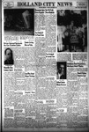 Holland City News, Volume 83, Number 36: September 9, 1954 by Holland City News