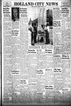 Holland City News, Volume 83, Number 41: October 14, 1954 by Holland City News