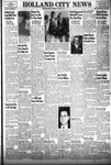 Holland City News, Volume 83, Number 42: October 21, 1954 by Holland City News