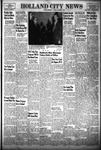 Holland City News, Volume 83, Number 48: December 2, 1954 by Holland City News