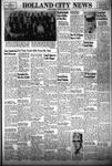 Holland City News, Volume 83, Number 49: December 9, 1954 by Holland City News