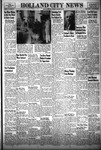 Holland City News, Volume 83, Number 50: December 16, 1954 by Holland City News