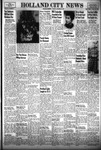 Holland City News, Volume 83, Number 51: December 23, 1954 by Holland City News