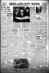 Holland City News, Volume 83, Number 52: December 30, 1954