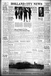 Holland City News, Volume 84, Number 4: January 27, 1955
