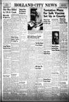 Holland City News, Volume 84, Number 15: April 14, 1955