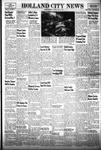 Holland City News, Volume 84, Number 16: April 21, 1955