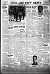 Holland City News, Volume 84, Number 17: April 28, 1955