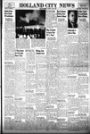 Holland City News, Volume 84, Number 21: May 26, 1955