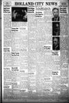 Holland City News, Volume 84, Number 22: June 2, 1955
