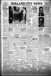 Holland City News, Volume 84, Number 25: June 23, 1955