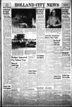 Holland City News, Volume 84, Number 26: June 30, 1955