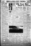 Holland City News, Volume 84, Number 36: September 8, 1955 by Holland City News