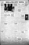 Holland City News, Volume 84, Number 39: September 29, 1955