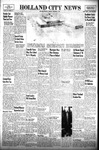 Holland City News, Volume 84, Number 44: November 3, 1955 by Holland City News