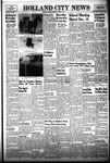 Holland City News, Volume 84, Number 48: December 1, 1955 by Holland City News