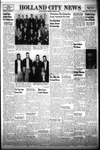Holland City News, Volume 84, Number 49: December 8, 1955 by Holland City News