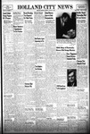 Holland City News, Volume 85, Number 3: January 19, 1956