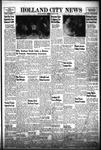 Holland City News, Volume 85, Number 4: January 26, 1956