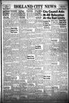 Holland City News, Volume 85, Number 7: February 16, 1956