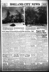 Holland City News, Volume 85, Number 13: March 29, 1956