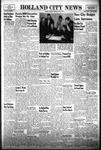 Holland City News, Volume 85, Number 16: April 19, 1956