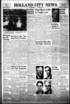 Holland City News, Volume 85, Number 22: May 31, 1956