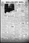 Holland City News, Volume 85, Number 23: June 7, 1956