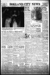 Holland City News, Volume 85, Number 24: June 14, 1956