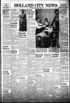 Holland City News, Volume 85, Number 33: August 16, 1956 by Holland City News