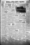 Holland City News, Volume 85, Number 36: September 6, 1956 by Holland City News